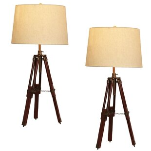 Surveyor 29 Table Lamp (Set Of 2) by Urban Designs Bargain