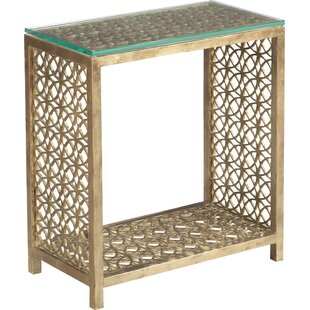 Gilt End Table
