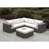 Peters 5 Piece Sectional Collection with Cushions