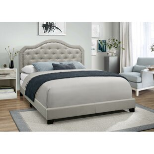 Price comparison Deon Upholstered Panel Bed by Charlton Home Reviews (2019) & Buyer's Guide