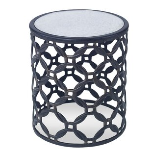 Ambella Home Collection Celtic Knot End Table