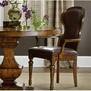 Tynecastle Upholstered Dining Chair (Set of 2)