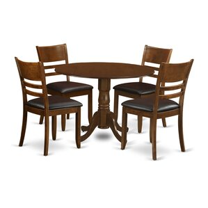 Gloucester 5 Piece Dining Set by Charlton..