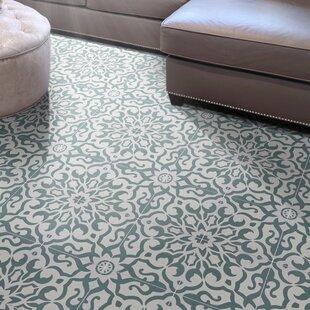 Atlas Handmade 8 x 8 Cement Field Tile