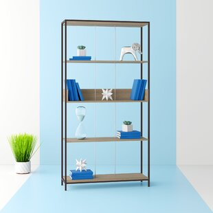 Avotoast Standard Bookcase by Hashtag Home Today Only Sale
