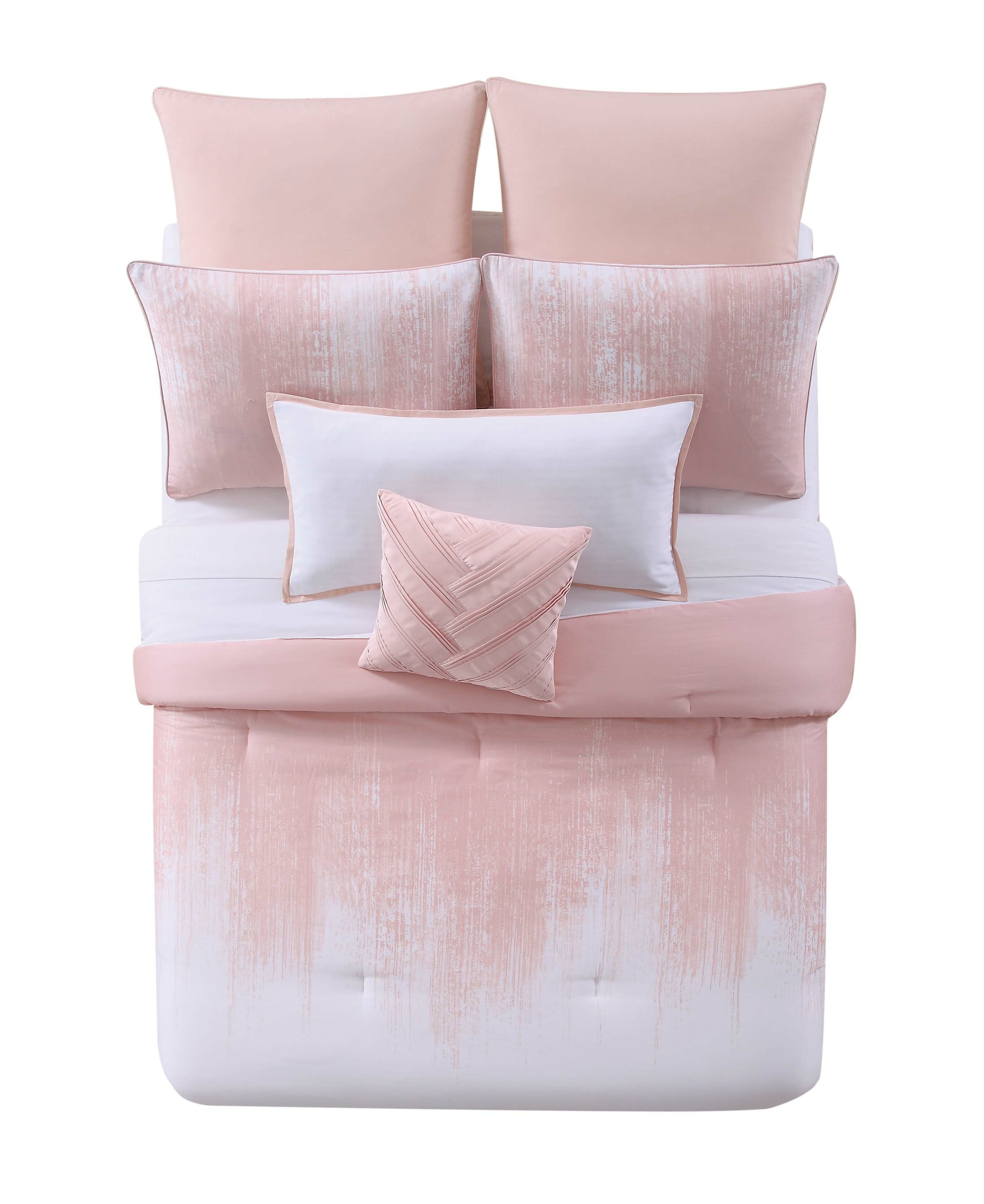 com full cotton qvc jacquard camuto vince amadeus down woven page comforter product