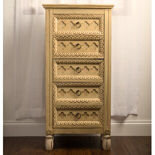 Reviews Rachida Jewelry Armoire ByBungalow Rose