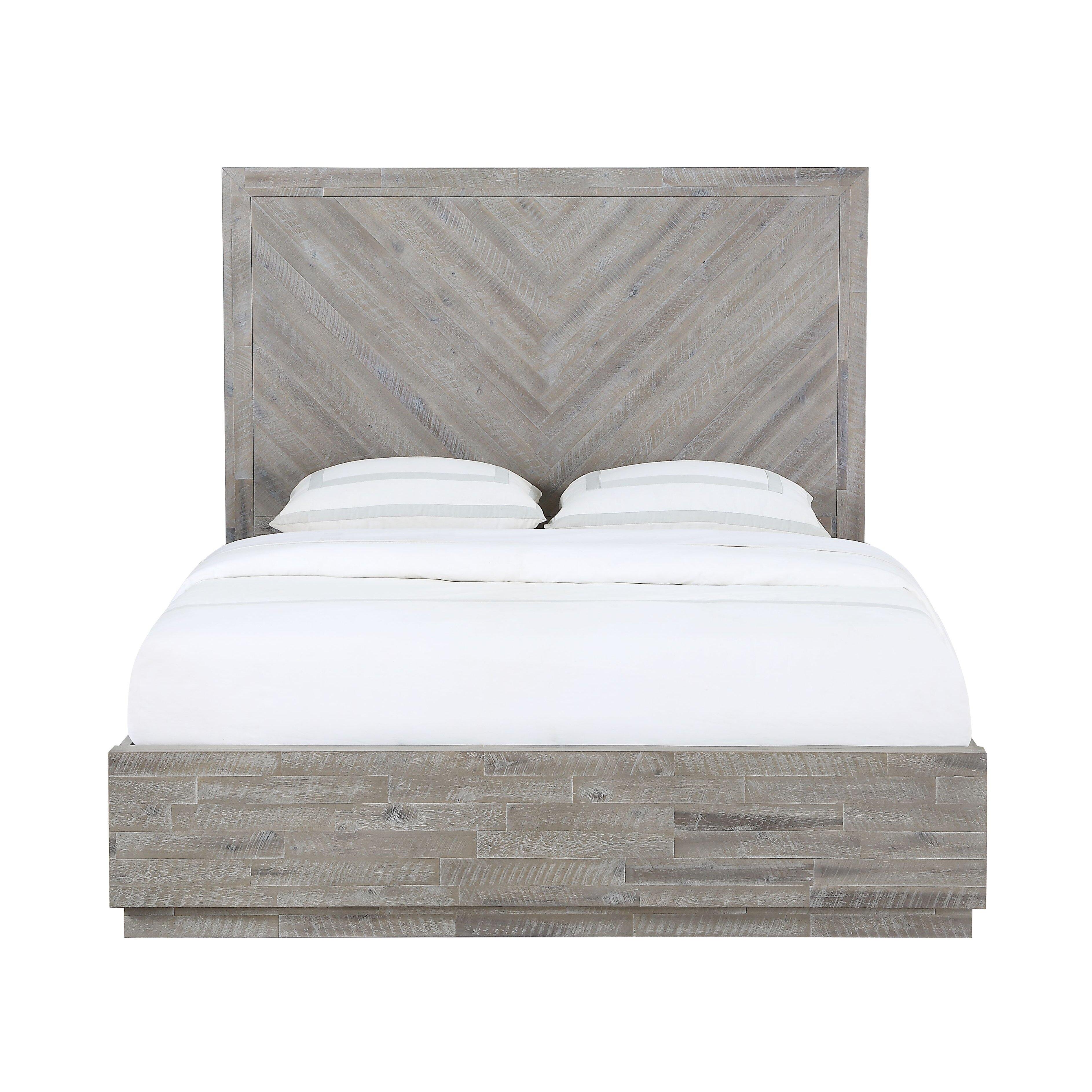 Robards Solid Wood Storage Platform Bed Reviews