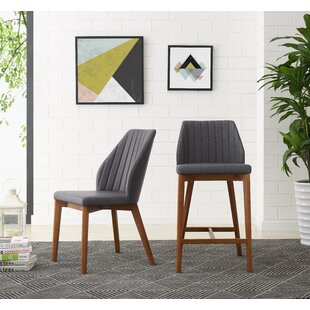 Kameron 26.5 Bar Stool by George Oliver Great Reviews