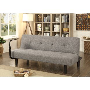 Wrought Studio Schwab Transitional Convertible Sofa
