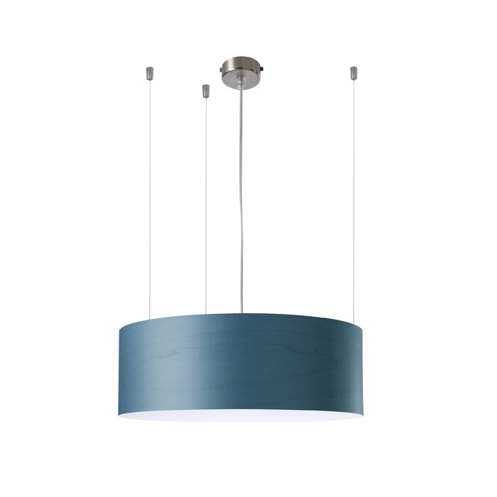 Lzf G Club 1 Light Single Drum Pendant