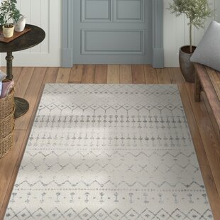 Check Prices Clair Ivory Area Rug Mistana