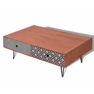 Latifa Coffee Table By World Menagerie