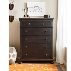 Medium image of smiling hill 5 drawer chest by stone  u0026 leigh by stanley furniture