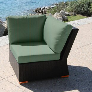 Bellini Home and Garden Marcelo Corner Chair with Cushions