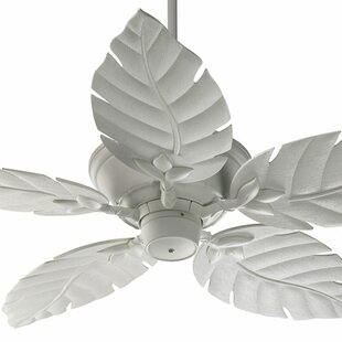 Affordable 52 Santino 5-Blade Patio Ceiling Fan By Beachcrest Home
