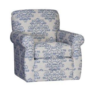 Pisani Swivel Club Chair by One Allium Way