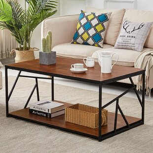 Julianna Coffee Table by Union Rustic