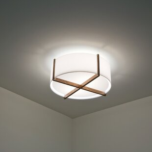 Cerno Plura 4-Light Flush Mount