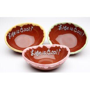 Ceramic Ice Cream Bowls Wayfair