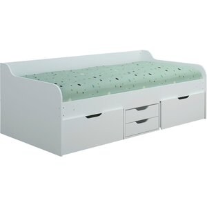 Dante Single Cabin Bed with Drawers