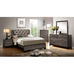 Melra Panel Configurable Bedroom Set