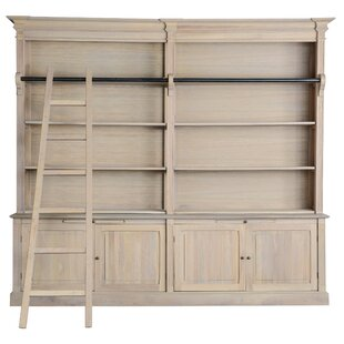 Caruso Ladder Bookcase By August Grove