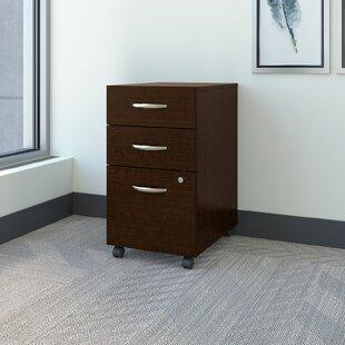 Bush Business Furniture Series C Elite 3-..