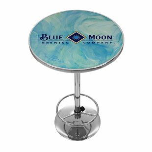 Blue Moon Pub Table Trademark Global