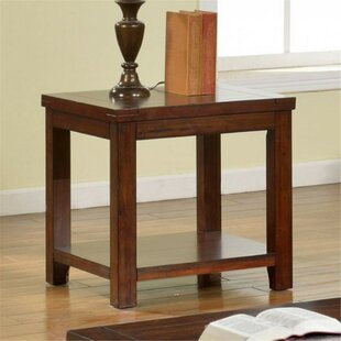 Dylon End Table by Loon Peak