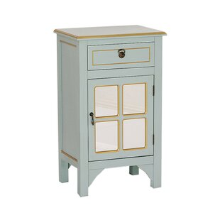 Winburn 1 Door Accent Cabinet