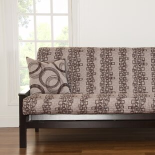 Arney Box Cushion Futon Slipcover