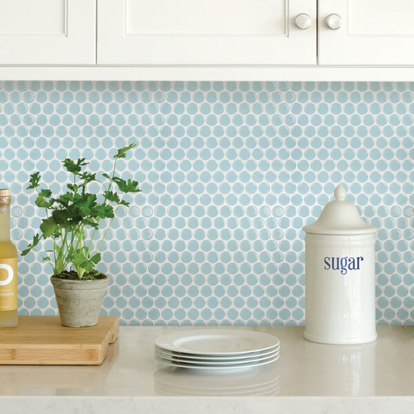 Peel Stick Backsplash Wayfair