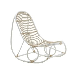 Bungalow Rose Pinesdale Rocking Chair