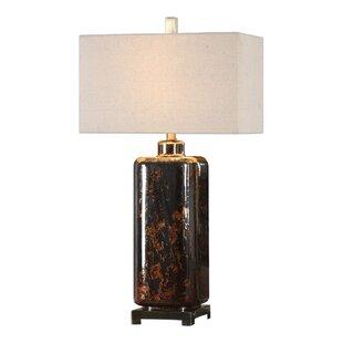 Evonne Mercury Glass 31.5 Table Lamp