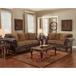 Astoria Grand Petterson Configurable Living Room Set