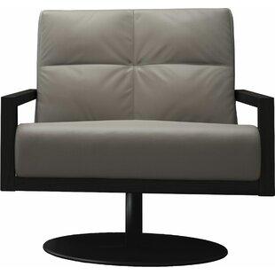 Modloft Clarkson Swivel Lounge Chair