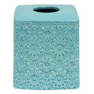 Jessica Simpson Home Bonito Tissue Box Cover