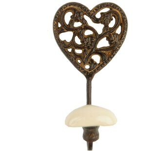Destini Wall Hook By Lily Manor