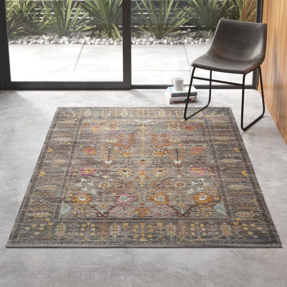 Arthur Gray Multi Area Rug Reviews Allmodern