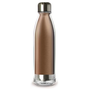 Viva La Vie 18 oz. Stainless Steel Water Bottle