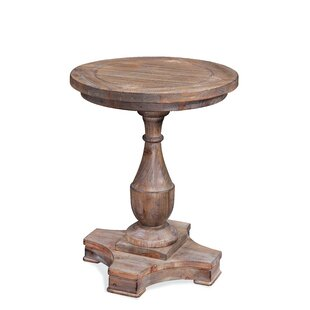 Etchemin Round End Table by Lark Manor