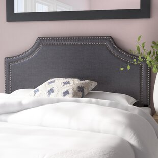 Find a Albee Upholstered Panel Headboard by Latitude Run