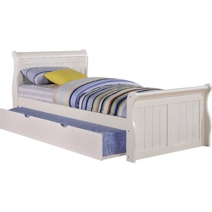 Donco Kids Sleigh Bed with..