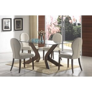 Lansford Dining Table by Wade Logan