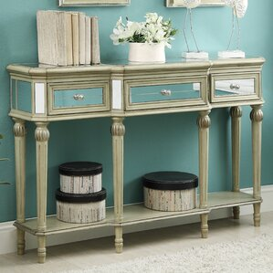 Margarett 3 Drawer Console Table