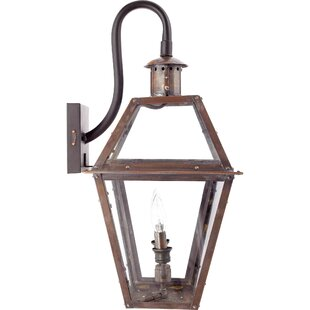 Reviews Lois 2-Light Outdoor Wall Lantern By Laurel Foundry Modern Farmhouse