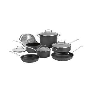 Nonstick 11 Piece Cookware Set