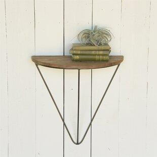 Rounded Edges Shelf Table Wayfair Ca