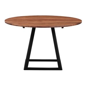 Donmoyer Round Dining Table by Mercury Row
